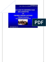 18+3 Way How to Empower Your OSH Committee - Fakhrul Anwar A Affandi