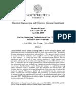 Tech Report NWU-EECS-09-05
