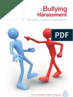 2011 Bullying Harassment