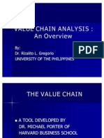 Value Chain Overview