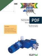 Metering Pumps H1 Series Novados 2 2 2 UK