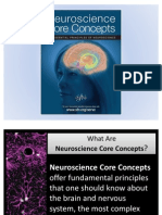 SfN Neuroscience Core Concepts Power Point