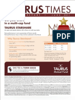 Taurus Factsheet June 2011