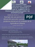 proyecto pecuario