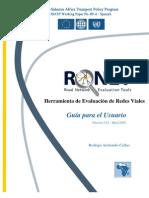 Rodrigo Archondo RONET Spanish