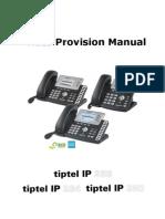 Auto Provision Manual Version v43