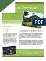 Sutton WestCoast - Whistler Summer Newsletter