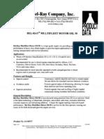 Product Data Sheets - Bel-Ray v2_0