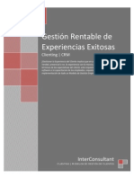 Clienting-CRM - Gestión Rentable de #CustomerExperience