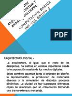 Relacion Entre Arquitectura Virtual y Arquitectura Digital1
