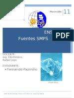 FUENTES SMPS