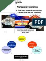 inv capital market decisions under risk