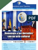 Universidad por Dentro Abril 2011