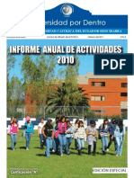 Universidad por Dentro Febrero 2011