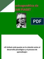 Presentacion Jean Piaget