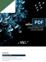Saliva Test Brochure