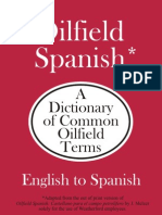 Weather Ford - Oilfield English Spanish Dictionary