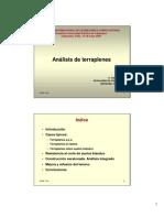 Analisis Terraplenes