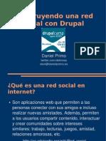 Drupal Camp Construyendo Red Social
