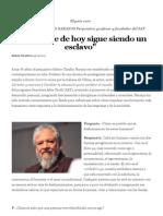 El país-entrevista Claudio Naranjo