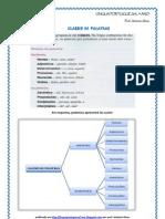 Classes de Palavras - Resumo-esquema (Blog7 10-11)