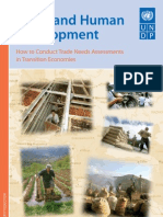 UNDP 2008 - Trade and Human Development in Transition Economies