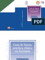 GUIA GERIATRIA. Parkinson