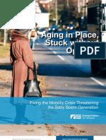 Senior Mobility Crisis