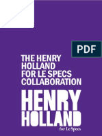 Henry Holland by Le Specs