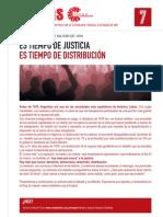 Basualdo, Eduardo - Tiempo de Distribuir (2007)