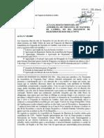 acta5-2009 Assembleia de Freguesia de Macieira de Cambra