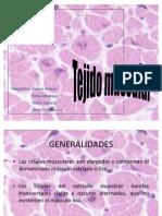 Tejido Muscular y Tejido Nervioso II