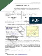 Coeficiente de Vazão - CV