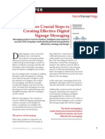 Cisco_WP_Three Steps for Effective Digital Signage Messaging_To Launch