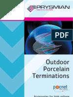 Leaflet Outdoor Porcelain A4