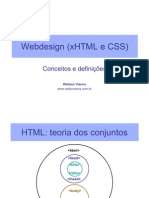 Webdesign Conceitos HTML Css v3