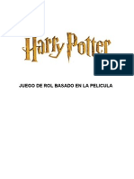 Gymkana Harry Potter