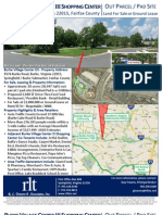 Retail Pad Site Land for Sale or Lease