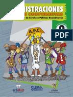 Cartilla Cultura rial 9 Administraciones Publicas Cooperativas