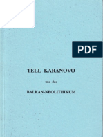 Hiller, S. (Hrsg.). Tell Karanovo Und Das Neolithikum Sazburg, 1989.