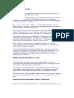 Documentação de rede