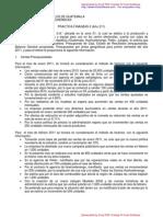 Practica finanzas ii   2011