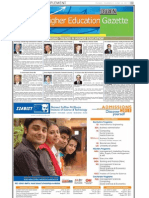 Higher Education Gazette 2011