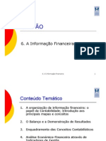 GESTAO_6_ Informação financeira