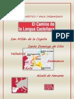 CIRCUITO TURÍSTICO CAMINO LENGUA CASTELLANA