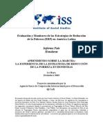 2003 Honduras - Informe País
