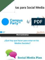 Herramientas de Monitorización Campus Party Juan Merodio