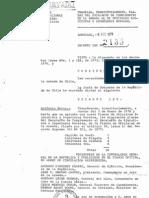 Las 63 Leyes Secretas de Pinochet (20)