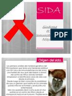 SIDA - Biología - Carolina, Georgina, Pamela y Victoria - 3º3