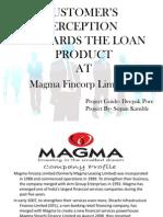 Consumer Perception Towards Loan